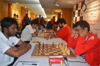 39वीं राष्ट्रीय टीम शतरंज चैंपियनशिप - रेल्वे को हराकर एयरपोर्ट अथॉरिटी सबसे आगे