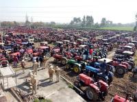 बटालवियों ने नशों के विरुद्ध बनाया विश्व रिकार्ड, आयोजित की सबसे बड़ी ट्रैक्टर रैली