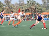 हाॅकी: पहला मैच हारने के बाद भारत की शानदार वापसी, फ्रांस को दी मात