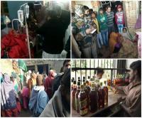 यूपी-उत्तराखंड में जहरीली शराब के कोहराम की जांच के लिए SIT गठित, अधिकारी हुए निलंबित
