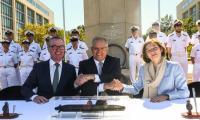 आस्ट्रेलिया ने फ्रांस के साथ बड़े सौदे पर किए हस्ताक्षर