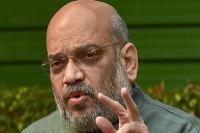 नायडू ने लोगों का विश्वास तोड़ा, उनकी छलावे की राजनीति समाप्त होने वाली है: अमित शाह