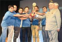 पेट्रोलियम स्पोर्ट्स बोर्ड बना नेशनल टीम शतरंज चैम्पियन