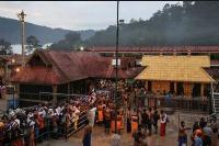 आज फिर खुलेगा सबरीमाला मंदिर, आसपास के इलाकों में तनाव