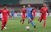 हीरो गोल्ड कप: महिला फुटबाल टूर्नामेंट में नेपाल ने भारत को हराया
