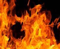 IGMC अस्पताल में लगी भीषण आग, धू-धू कर जला Hostel का कमरा