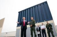 मेक्सिको दीवार को लेकर झुके US सांसद, ट्रंप से किया समझौता