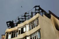 दिल्ली अग्निकांड में 17 की मौत, केजरीवाल ने किया परिजनों को 5 लाख मुआवजा देने का ऐलान