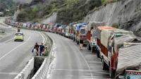 जम्मू-श्रीनगर नेशनल हाईवे सातवें दिन भी बंद , हवाई सफर भी महंगा , फंसे हजारों यात्री