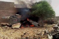 राजस्थान के पोखरण में मिग-27 लड़ाकू विमान क्रैश, पायलट सुरक्षित
