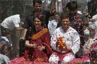 मुझसे नहीं, राहुल से है मोदी का मुकाबला : प्रियंका