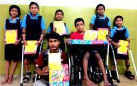 पड़ोसी देशों के बीच संबंध प्रगाढ़ करने के लिए बांग्लादेश के दिव्यांग बच्चे भारत की यात्रा पर