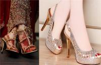 अगर आप भी बनने वाली हैं दुल्हन तो यहां से चूज करें अपने लिए Bridal Footwear