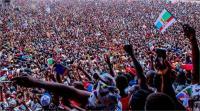 नाइजीरियाः राष्ट्रपति की चुनावी रैली में मची भगदड़, कई समर्थकों की मौत