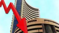 शेयर बाजारः सेंसेक्स 119 और निफ्टी 54 अंक गिरकर बंद
