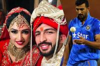 टीम इंडिया के धाकड़ ऑलराउंडर रहे धवन शादी के बंधन में बंधे