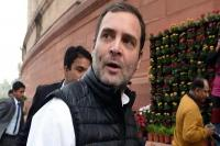 राहुल गांधी ने पिछले पांच साल में नहीं पूछा एक भी सवाल