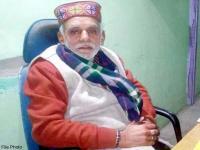 पूर्व विधायक KD Dharmani का हृदय गति रुकने से निधन