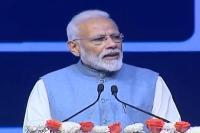 नए भारत के निर्माण में सहयोग दें भू-संपदा कारोबारी: मोदी