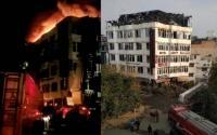 होटल अर्पित अग्निकांड: घटना के बाद एक्शन में दिल्ली पुलिस