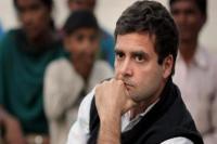 चौकीदार चोर है के नारे लगाना राहुल गांधी को पड़ा भारी, 4 लोगों सहित मुकदमा दर्ज