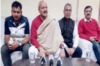'लोसपा' के राष्ट्रीय अध्यक्ष ने भाजपा पर लगाए भ्रष्टाचार के आरोप