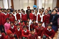मुख्यमंत्री ने आर्य अनाथालय के लिए 11 लाख की ग्रांट मंजूर की