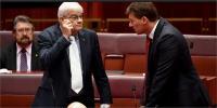 ऑस्ट्रेलिया की संसद में हुए झगड़े की पुलिस जांच शुरू