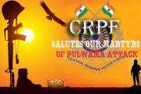 पुलवामा हमले पर CRPF का ट्वीट- ना भूलेंगे ना माफ करेंगे