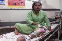 सूरजकुंड में महिला को सांप ने काटा, इलाज के लिए सिविल अस्पताल में कराया भर्ती