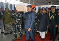 Pulwama attack: जांबाज शहीदों को देश का सलाम, आज होगी अंतिम विदाई