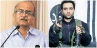 प्रशांत भूषण का विवादित बयान, कहा- अहमद डार के आतंकवादी बनने के लिए सेना जिम्मेदार