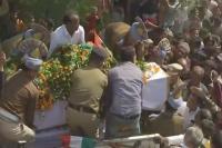Pulwama Attack: शहीद संजय कुमार को अंतिम विदाई देने के लिए उमड़ा जनसैलाब