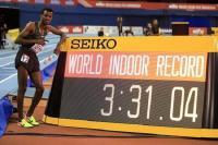 टेफेरा ने 1500 मीटर में बनाया नया इंडोर विश्व रिकार्ड