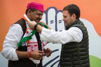BJP से निलंबित सांसद कीर्ति आजाद कांग्रेस में हुए शामिल