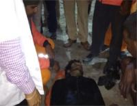 कुंभ मेले में गंगा में गिरी कार, पूर्व मंत्री के नाती की डूबने से मौत