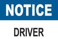 तेज रफ्तार से बस चलाने पर पंजाब रोडवेज चालक को नोटिस