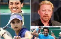 भारतीय टेनिस की बेहतरी के लिए पेस, भूपति और सानिया साथ काम करें : बेकर
