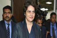 कांग्रेस नेताओं से बोलीं प्रियंका: मैं चमत्कार नहीं कर सकती, आपका सहयोग चाहिए