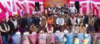 अजय जैन मैमोरियल पक्षी विहार ट्रस्ट ने आयोजित किया समारोह 'वतन के नाम'