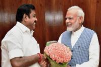 तमिलनाडु: BJP- AIDMK के बीच गठबंधन, BJP 5 सीटों पर लड़ेगी लोकसभा चुनाव