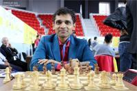 ऐरोफ़्लोट इंटरनेशनल शतरंज - कृष्णन शशिकिरण होंगे शीर्ष भारतीय