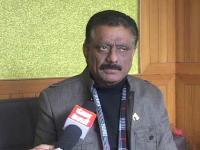 कुलदीप राठौर ने प्रदेश की चारों सीटों पर जीत का किया दावा (Video)
