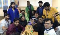 बम होने की खबर के चलते ऐरोफ़्लोट इंटरनेशनल शतरंज का पहला राउंड रद्द