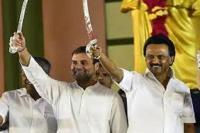 लोकसभा चुनाव: तमिलनाडु में कांग्रेस-द्रमुक के बीच गठबंधन