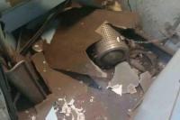कानपुर से भिवानी जाने वाली ट्रेन कालिंदी एक्सप्रेस में धमाका