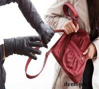रेलवे परिसर से चोरी हुआ पर्स बस स्टैंड के पास नाले से बरामद