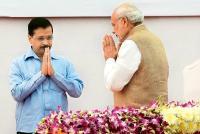 केजरीवाल बोले- दिल्ली को पूर्ण राज्य का दर्जा दें मोदी, वर्ना घर में घुसकर दूंगा धरना