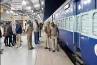 कालिंदी एक्सप्रेस में धमाके के बाद अलर्ट मोड पर सुरक्षा एजेंसियां