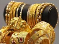 सोना रिकॉर्ड स्तर पर- चांदी 140 रुपए लुढ़की, जानिए आज के दाम